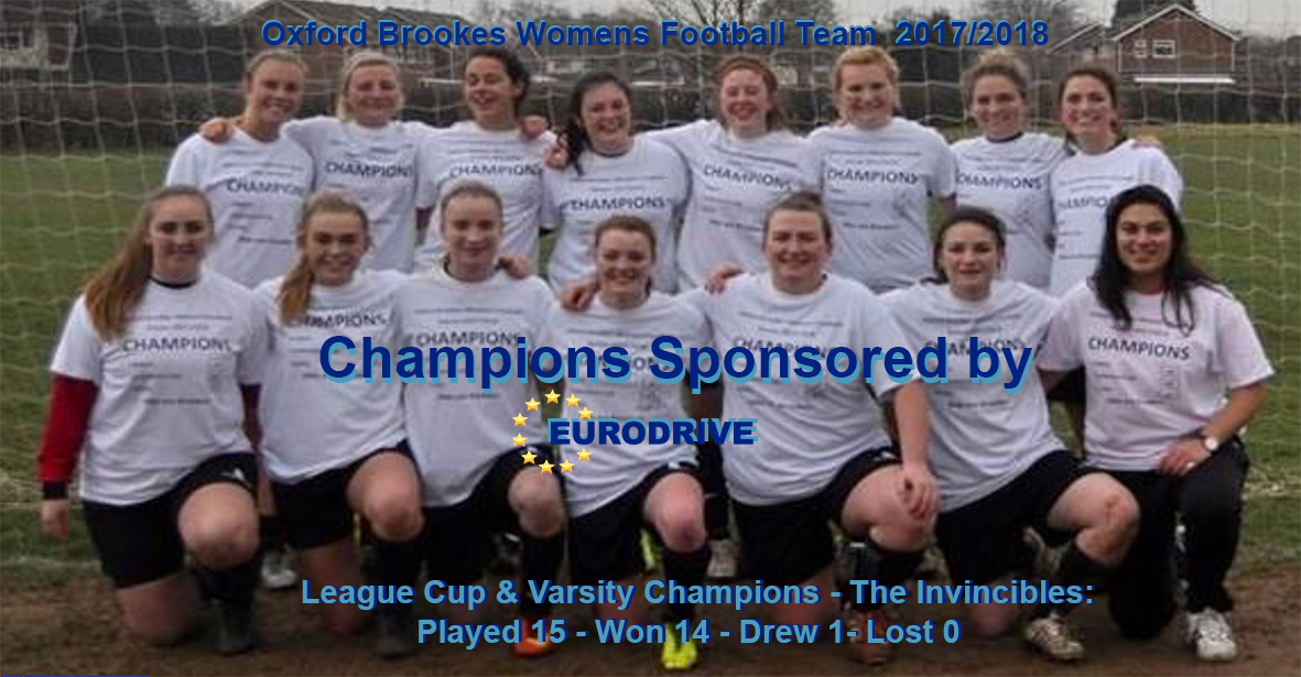 eurodrive sponsors womens football team