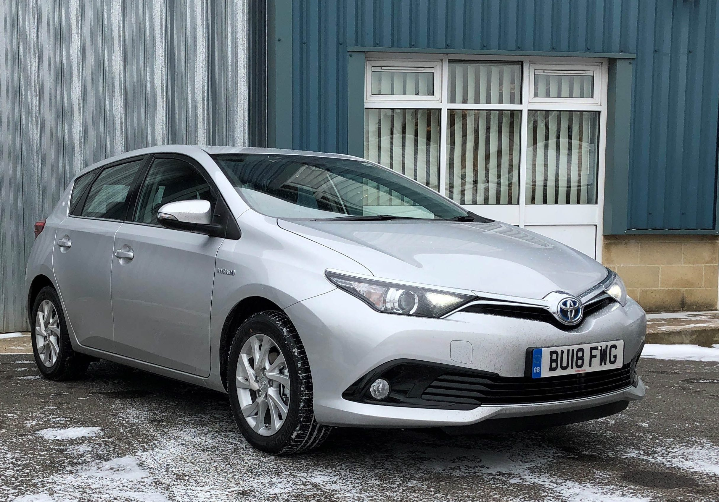 Hybrid Car for Hire