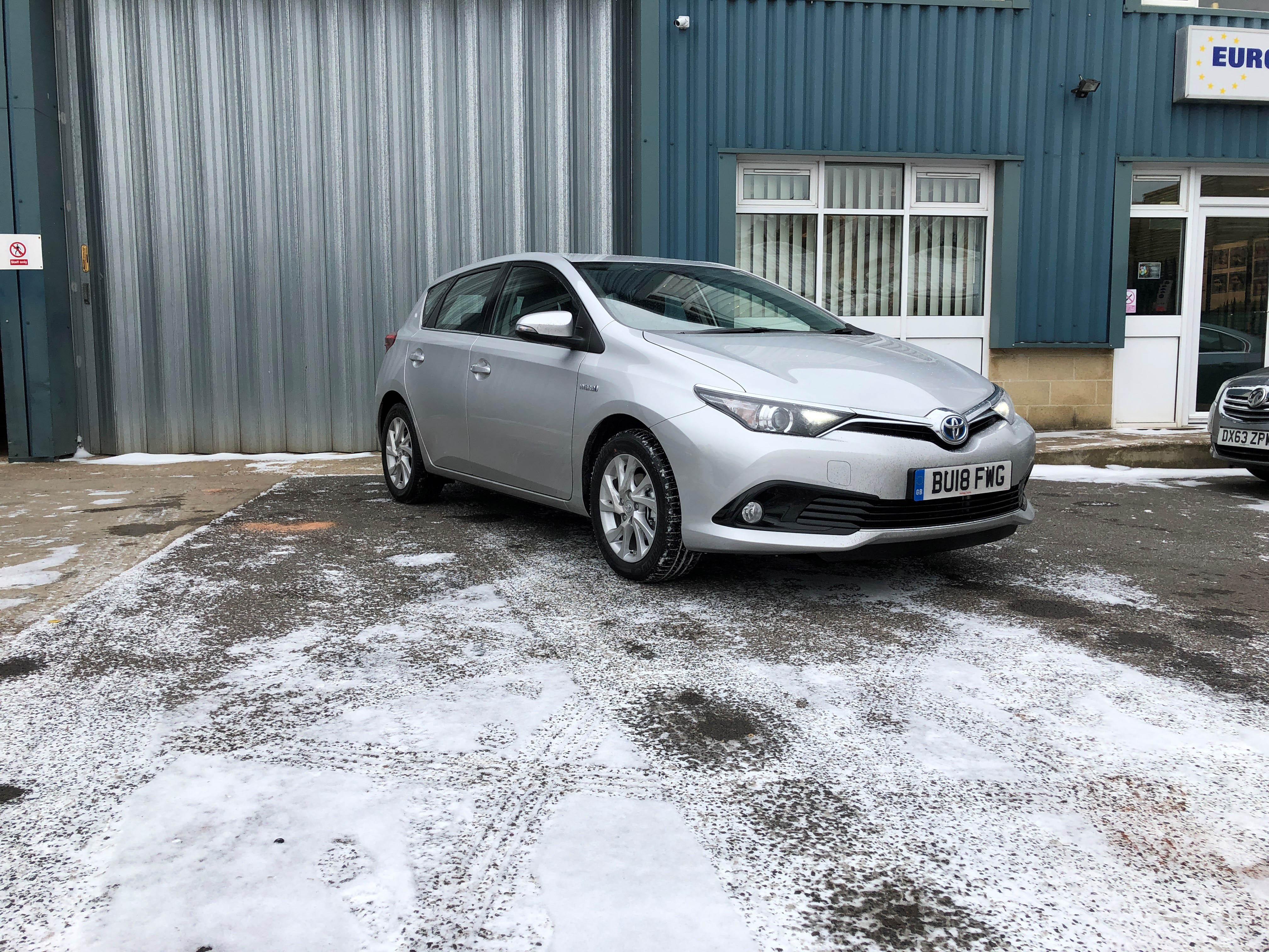 hybrid car for rental