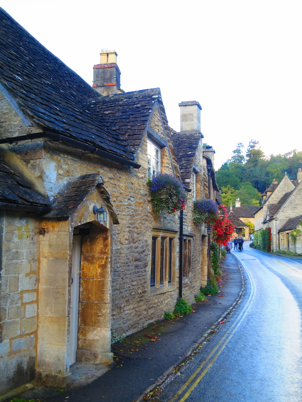 The Winding Road of the Cotswold